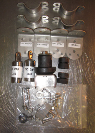 Mast Hardware Mounting Kit Mast Hardware Mounting Kit