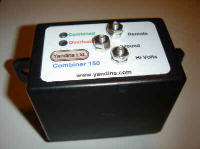 Battery Combiners