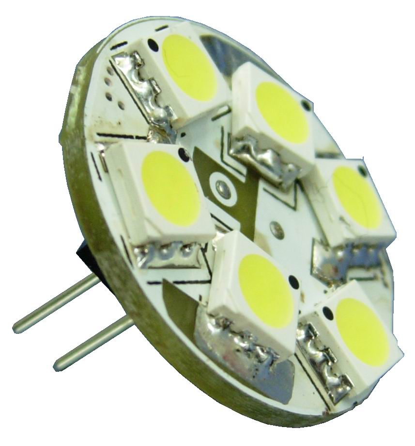 G4 LED Bi Pin Halogen Bulbs
