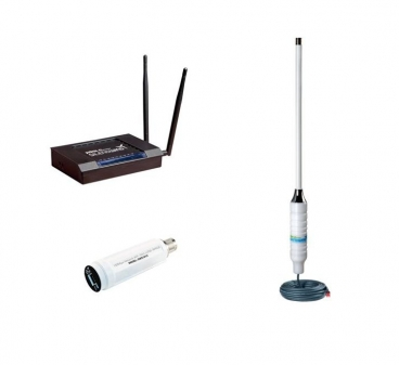 Web-Catcher Wi-Fi Antenna Kit