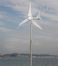 Sunforce 600W Marine Wind Turbine