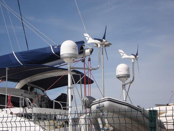 Silentwind Marine Wind Turbine E Marine Systems