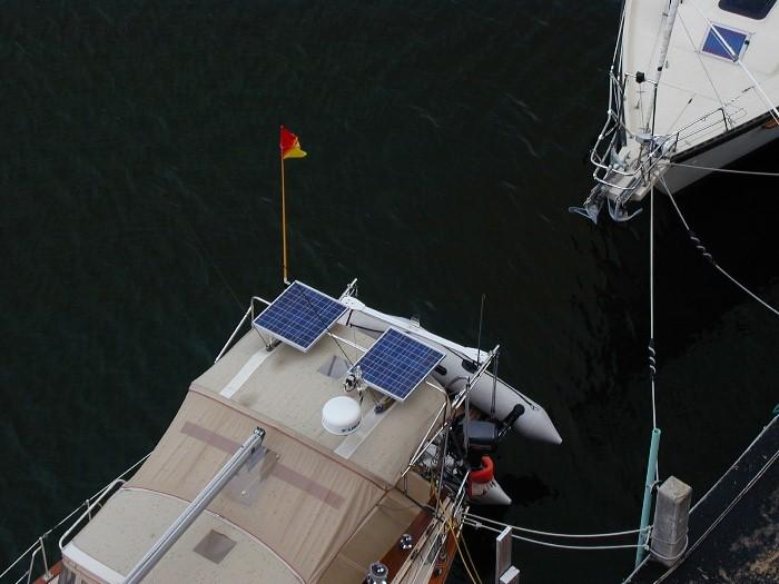 Solar Panels - e Marine Systems
