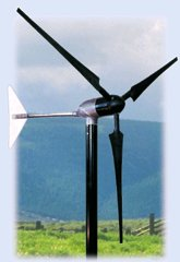 Whisper 100 Land Wind Generator