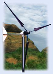 Land Wind Turbines